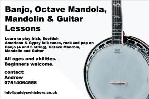 Banjo Mandolin Lessons Devon