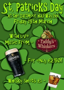 Live Irish Music From Paddy's Whiskers